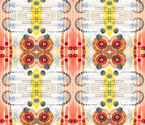 energy fabric by angella_meanix on Spoonflower - custom fabric
