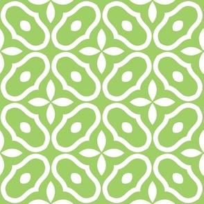 Mosaic - Leaf Green