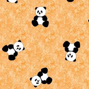 Panda Tumbles - Mandarine