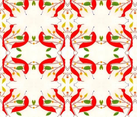 Oriental fabric by angella_meanix on Spoonflower - custom fabric