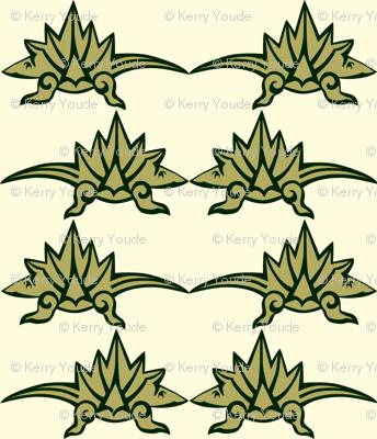 Cuteasaurous-Tile