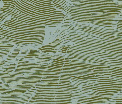 waves fabric by fluxnyc on Spoonflower - custom fabric