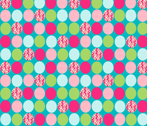 icing_on_the_cake_dots_final_repeat_2 fabric by petunias on Spoonflower - custom fabric