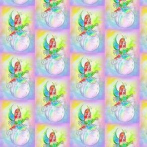 Tie-Dye Fairy