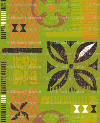 Aloha Flowers 12c