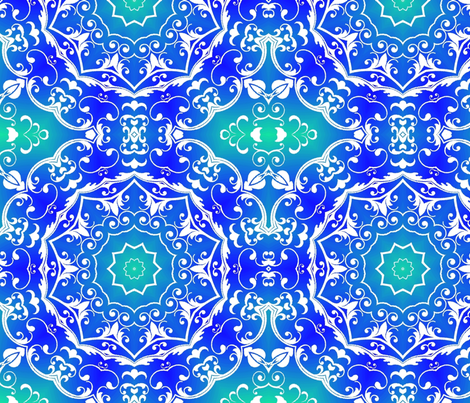 Grele05 fabric by lacefairy on Spoonflower - custom fabric