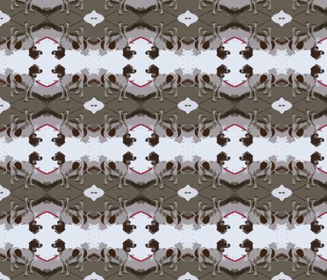 jj fabric by bstewart on Spoonflower - custom fabric