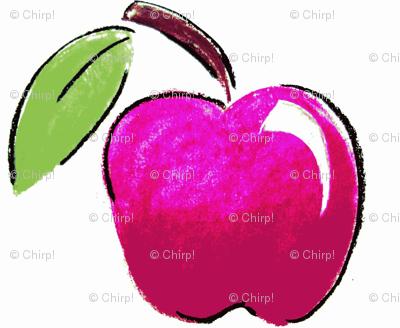 Pink Apple-ed