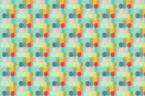 ovals - seasons fabric by joybucket on Spoonflower - custom fabric