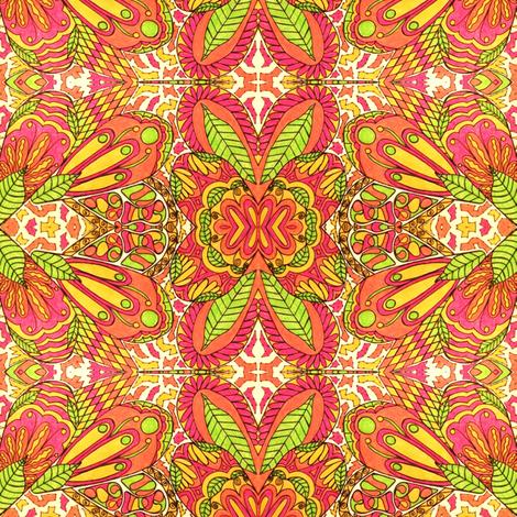Fancy Teardrop #2 fabric by societydeb on Spoonflower - custom fabric