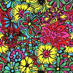 Hippy Flowers