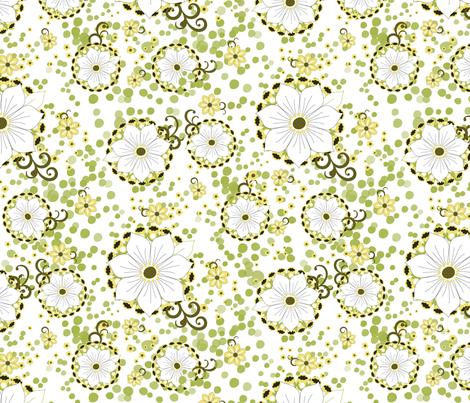 Whisper Grove fabric by printablecrush on Spoonflower - custom fabric