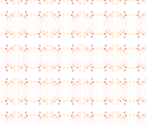 Summer Afternoon fabric by emmyupholstery on Spoonflower - custom fabric