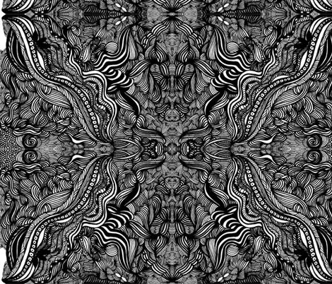 JamJax Vanity fabric by jamjax on Spoonflower - custom fabric