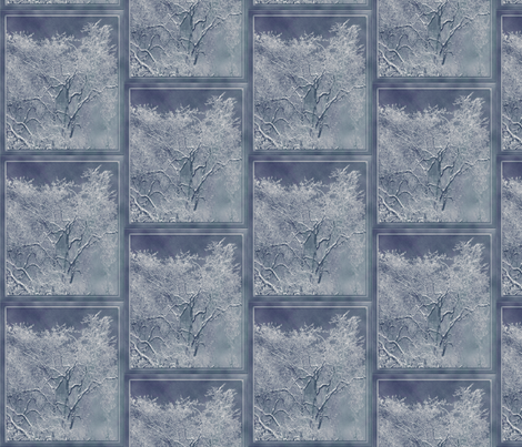 Winter Wonderland fabric by freespirit on Spoonflower - custom fabric