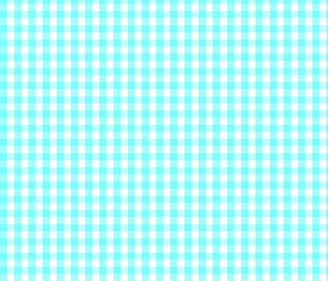 Blue Checks fabric by natalie on Spoonflower - custom fabric