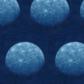 planetary polka dot