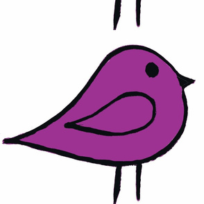 Little Birdie Purple