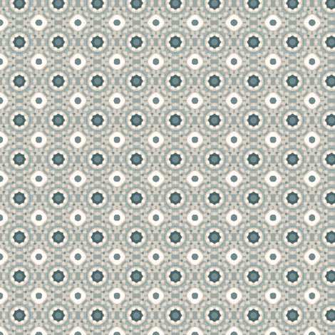 Circles and Stars fabric by kristopherk on Spoonflower - custom fabric