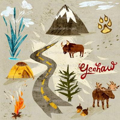 Yeehaw Yellowstone