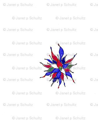 JamJax Little Flower