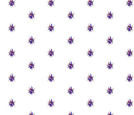 JamJax Little Flower fabric by jamjax on Spoonflower - custom fabric
