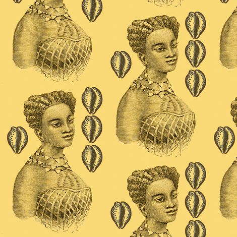 Favorie fabric by nalo_hopkinson on Spoonflower - custom fabric