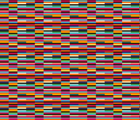 Allsorts fabric by linesmith on Spoonflower - custom fabric