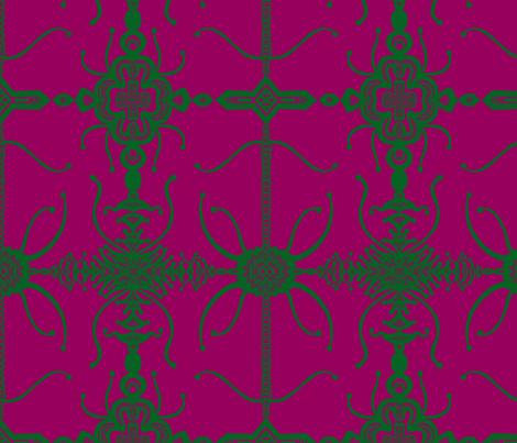 JamJax Pureen fabric by jamjax on Spoonflower - custom fabric