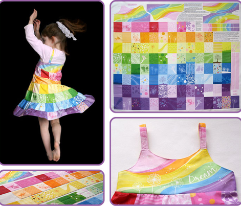 100 Dreams Twirly Dress