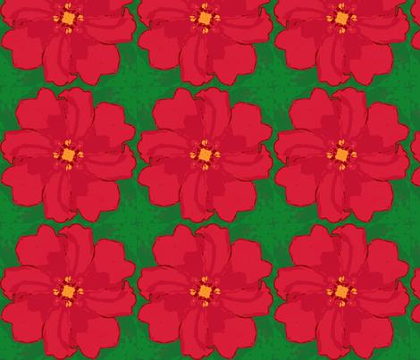2x2_pinwheel_crop_red_dahlia_Picnik_collage-ch-ed fabric by khowardquilts on Spoonflower - custom fabric