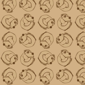 Swirly Doggies