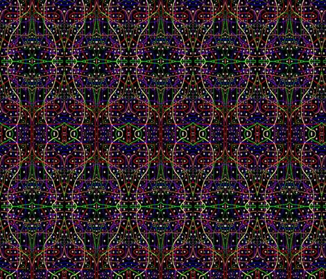 JamJax Bunson Burner fabric by jamjax on Spoonflower - custom fabric