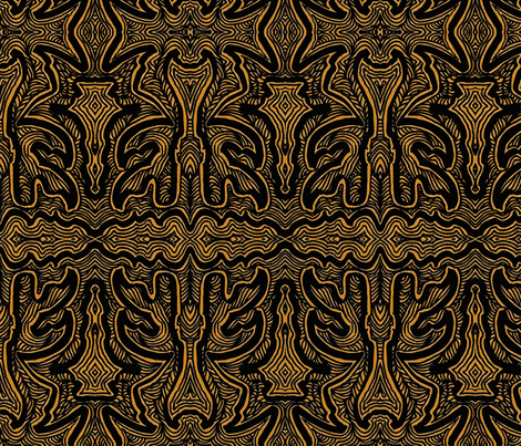Jamjax American Eagle fabric by jamjax on Spoonflower - custom fabric