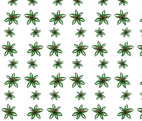 JamJax Flower Dance fabric by jamjax on Spoonflower - custom fabric