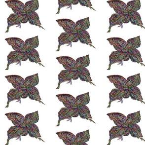 JamJax Rainbow Butterfly