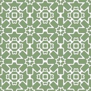 Green Berry Star