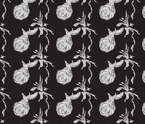 JamJax Dipped Down fabric by jamjax on Spoonflower - custom fabric