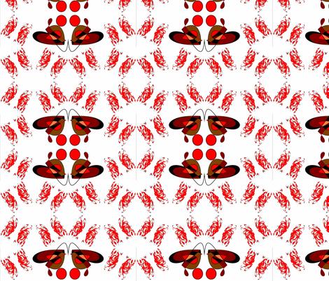 JamJax Tilt-A-Whirl fabric by jamjax on Spoonflower - custom fabric