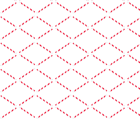 vll_peppermint_check_1 fabric by victorialasher on Spoonflower - custom fabric