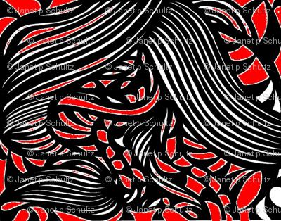 JamJax Red to Black