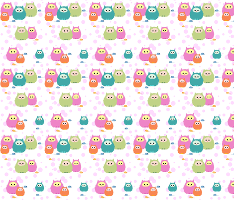 hedgie_kitties fabric by vo_aka_virginiao on Spoonflower - custom fabric