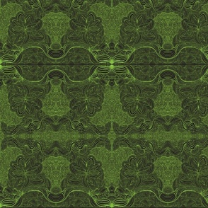 JamJax Green Lace