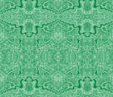 JamJax  Lime fabric by jamjax on Spoonflower - custom fabric