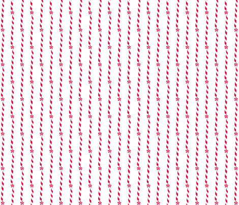 vll_peppermint_candy_stripe_1 fabric by victorialasher on Spoonflower - custom fabric