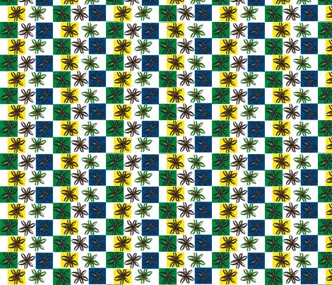 JamJax Flower Box fabric by jamjax on Spoonflower - custom fabric