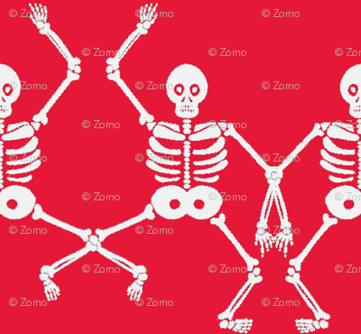 them bones do dance