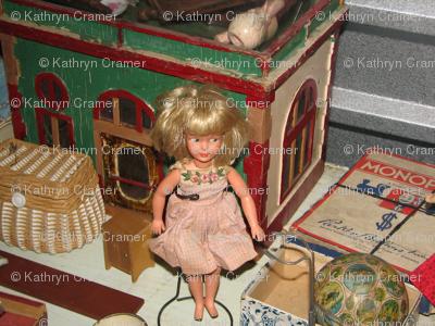 Doll with an Idea