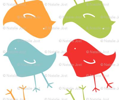 Chicks, Multi - Spring Picnic