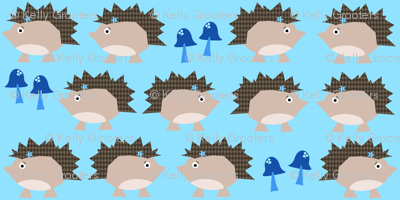 Rockin' Hedgehogs